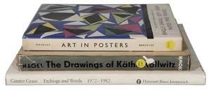 Three Important Art Monographs