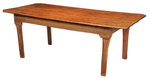 Southern Yellow Pine Harvest Table