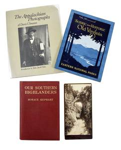 Four Southern-Related Books and Photograph