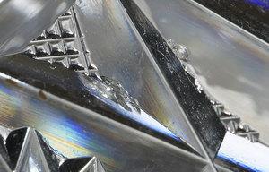 Libbey Brilliant Period Cut Glass Punch Bowl