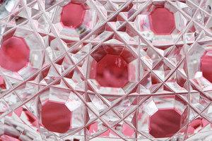 Brilliant Period Cut Glass Tumble Up