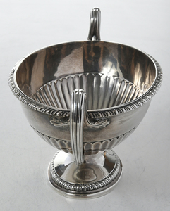 Five Sterling Table Items