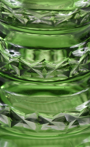 Brilliant Period Cut Glass Wines, Decanter
