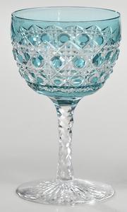 Brilliant Period Cut Glass Wines