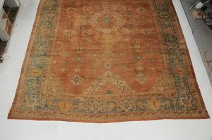 Palace Size Oushak Carpet