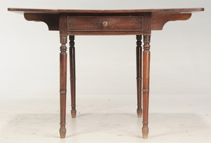 George III Mohagony Pembroke Table
