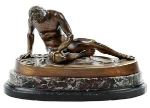 Bronze Figure of The Dying Gaul