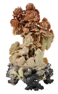Soapstone Carved Sculpture