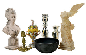 Large Group Decorative Items