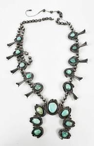 Squash Blossom Necklace