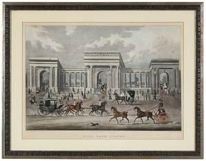Three Equestrian Prints