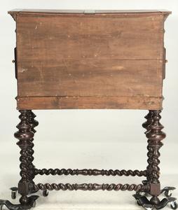 Spanish Baroque Style Rosewood Vergueno