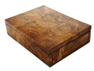 Biedermeir Birchwood Table Top Vanity