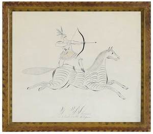 Folk Art Calligraphy