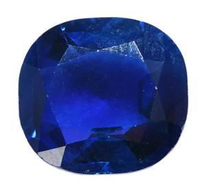2.78ct. Blue Sapphire