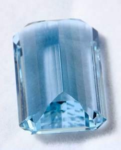 21.7ct. Aquamarine