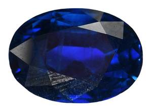 5.60ct. Blue Sapphire