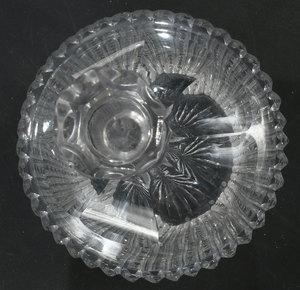 Seven Brilliant Period Cut Glass Items