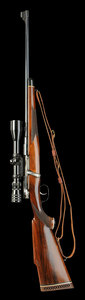 Mannlicher Schoauer MCA 1966 Bolt Action Rifle