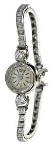 Bulova 14kt. Diamond Watch