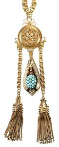 Antique 14kt. Necklace