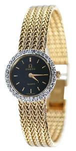 Omega 14kt. Ladies Watch