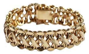Antique 18kt. French Bracelet