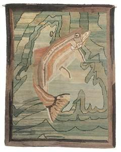 Grenfell Fish Weaving