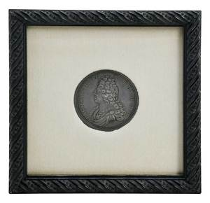 Silver Medal of James III and Princess Louisa