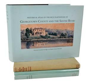 Three Important South Carolina Books