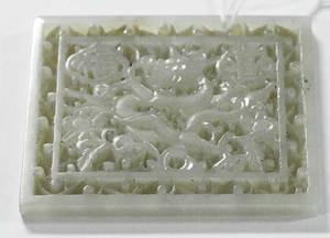 Celadon Jade/Hardstone Plaques and Discs