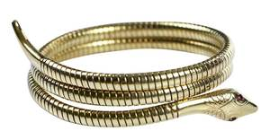 14kt. Snake Bracelet