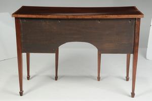 Hepplewhite Style Inlaid Mahogany Sideboard