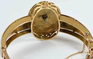 Three Pieces Antique Jewelry