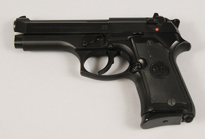 Beretta Model 92F Compact