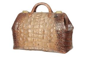 Alligator Doctor's Bag