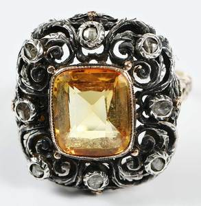 14kt. Antique Ring