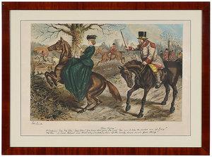 Three British Prints/Sporting