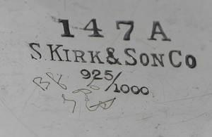 Kirk Sterling Bowl