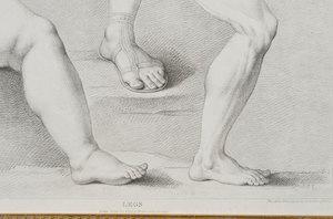 Francesco Bartolozzi, Engraver