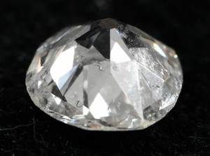 0.59ct. Old Mine Cut Diamond