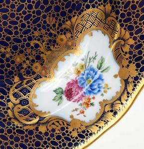 Nicholas I Russian Porcelain Sevres Style Plate