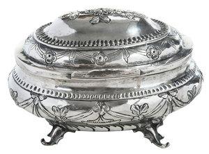 18th Century Russian Silver Box