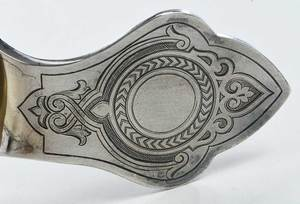 Russian Silver Kovsh