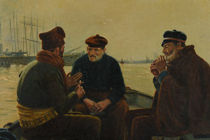 Three Maritime Paintings