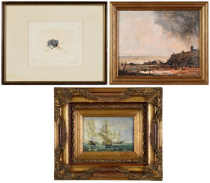 Three Works of Art