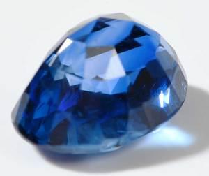 3.5ct. Blue Sapphire