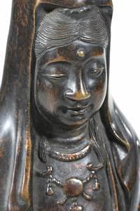 Tibetan Bronze Guanyin