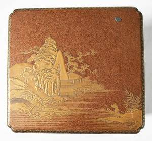 Japanese Lacquer Picnic Set