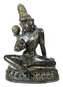 Tibetan Buddha Syamatara